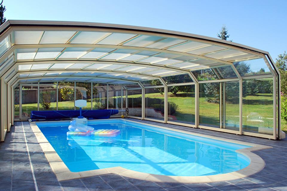 Construction piscine en béton armé