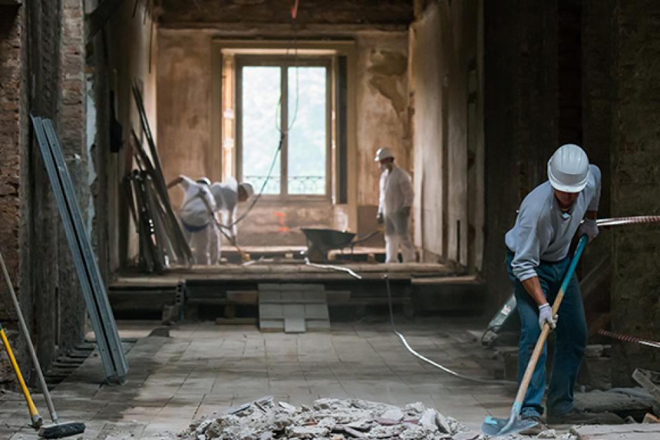 Rénovation maison et appartement